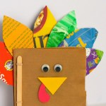 Make A Thankful Turkey Book A Meaningful Thanksgiving Craft For Kids