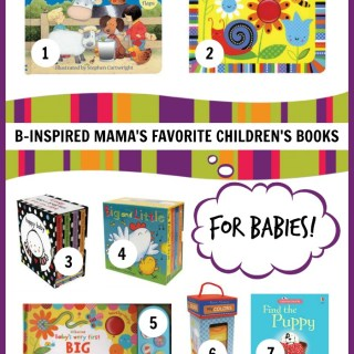 Our Favorite Children's Books – Books for Babies