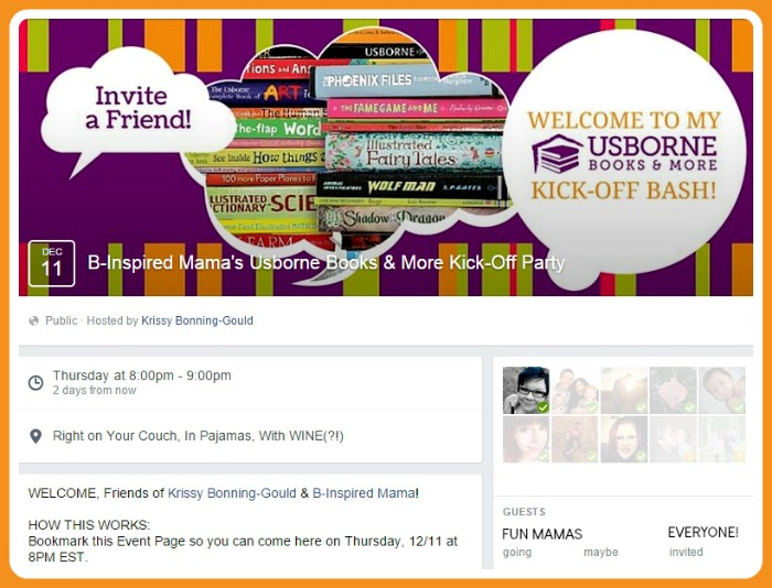Sharing AWESOME Children's Books with a Facebook Kick-Off Party!   B-Inspired Mama