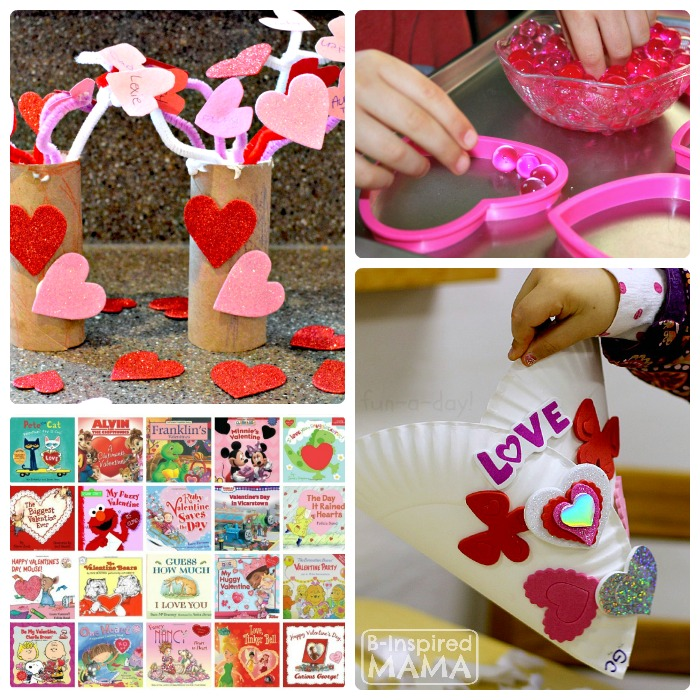 creative kids valentine party ideas | b-inspired mama, Ideas