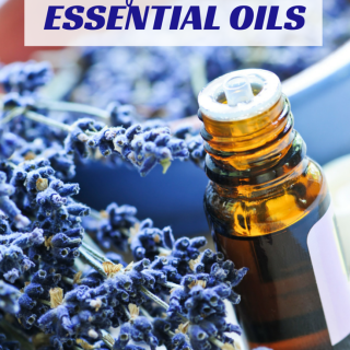 The Busy Mom's Guide to Getting Started with Essential Oils