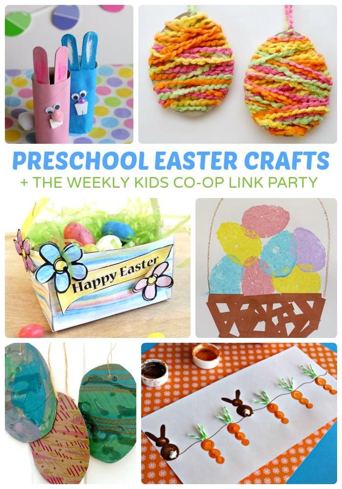 Adorable preschool easter crafts b inspired mama for Easter craft for preschool