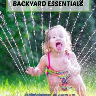 Fun Finds Friday – Essentials for a Kid-Friendly Backyard