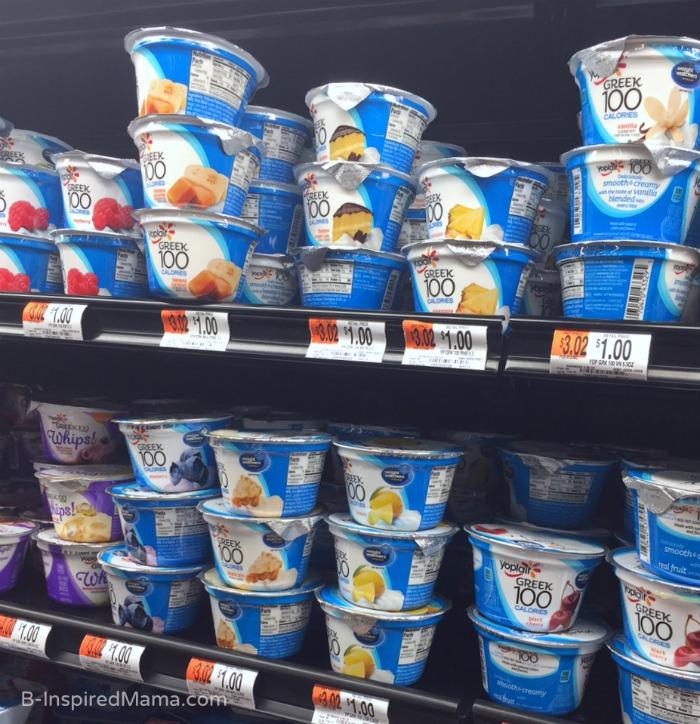 Fun Kids Snacks with Yogurt - Sponsored by Yoplait at Walmart - B-Inspired Mama