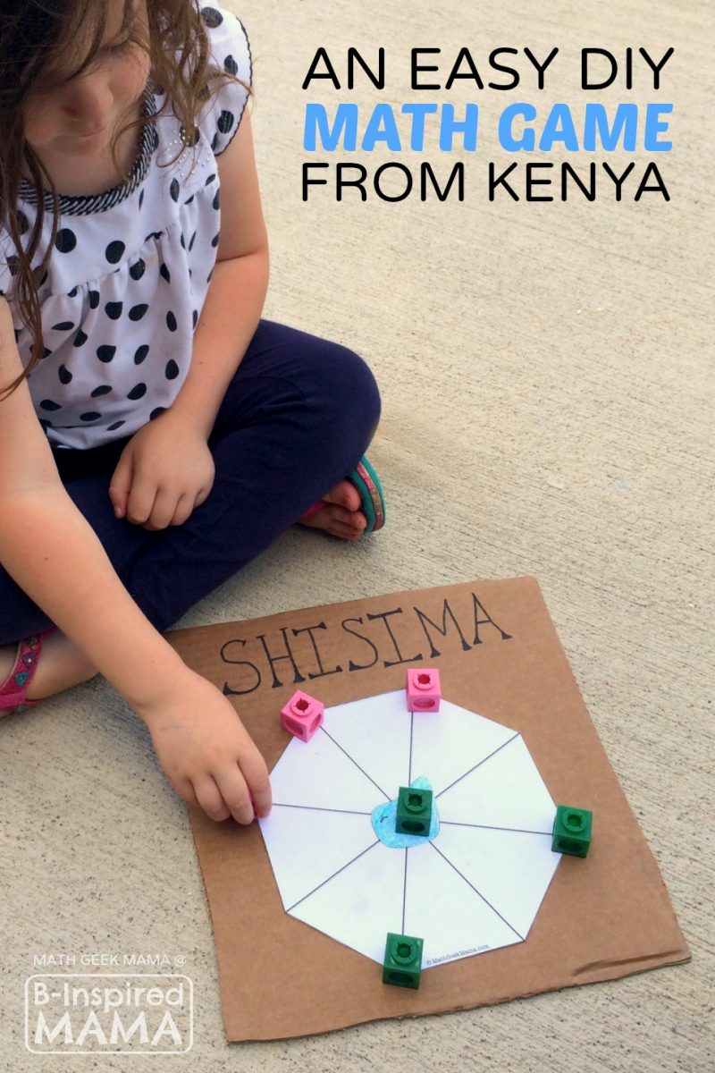 Shisima - A Cool Math Game from Kenya