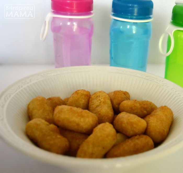 8 Moms Share Their Kids After School Routine + Mini Corn Dogs for Snack - B-Inspired Mama