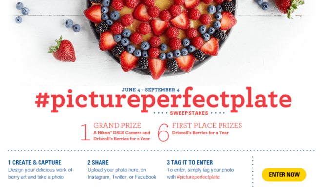 Picture Perfect Plate Sweepstakes + A Sweet School Bus Back to School Breakfast at B-Inspired Mama