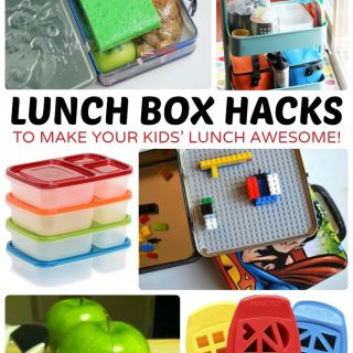 14 Fun and Clever Lunch Box Ideas