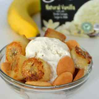 Ice Cream Banana Pudding