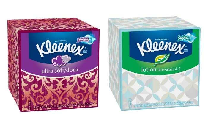Cold Season Teacher Appreciation Gift - With Kleenex Tissues - at B-Inspired Mama