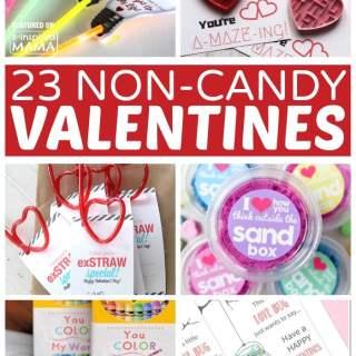 23 Cute Non-Candy Valentine Ideas