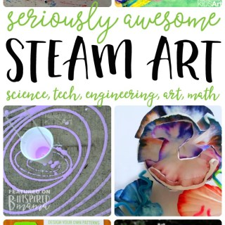 7 STEAM Art Activities your Kids Will Love