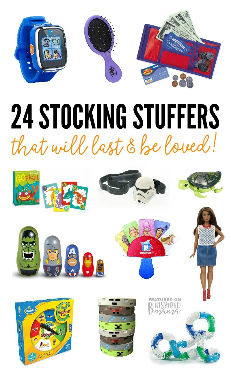 2016 Holiday Gift Guide 24 Quality Stocking Stuffers