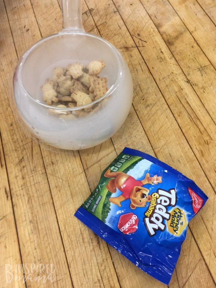 A little snack in Penn College's Modernist Kitchen Class + More Fun Food Science Experiments your kids will love