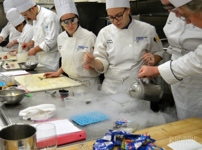 Penn College's Modernist Kitchen Class + More Fun Food Science Experiments your kids will love