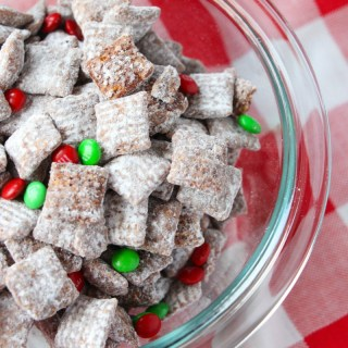 A Christmas Muddy Buddies Recipe Your Kids Will Remember Forever