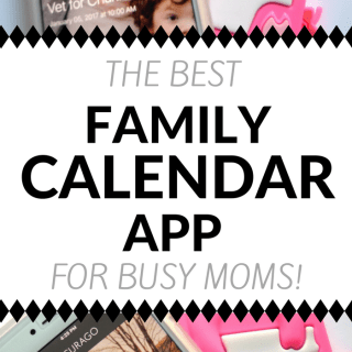 The Best Family Calendar App for Busy Moms