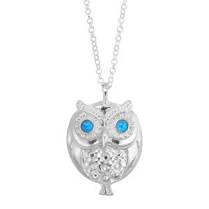Wise Owl Pendant