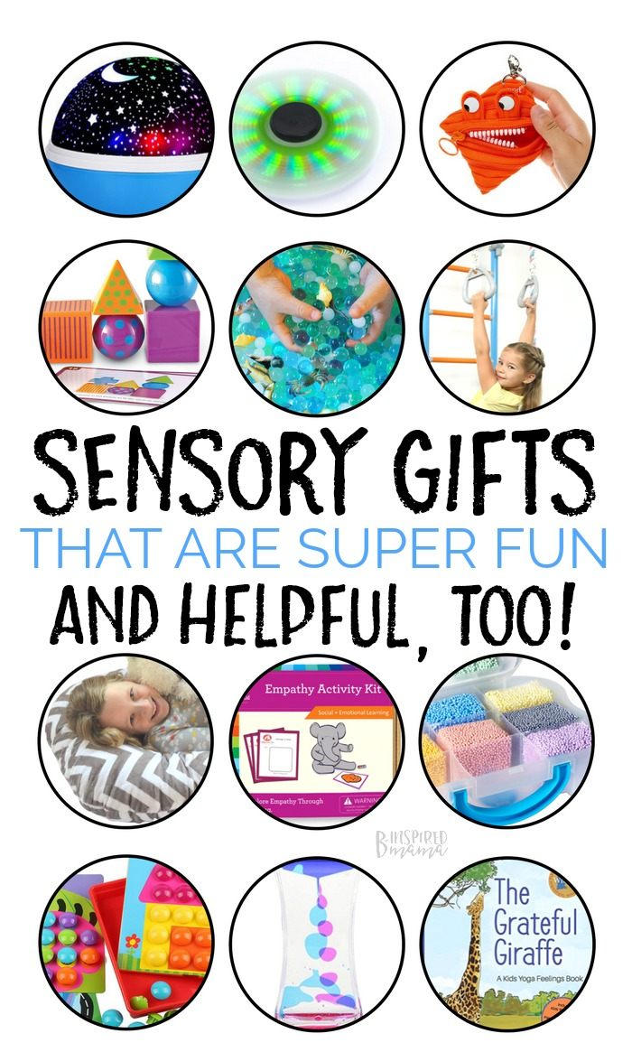 Seriously Awesome Sensory Toys and Games - A B-Inspired Mama Gift Guide