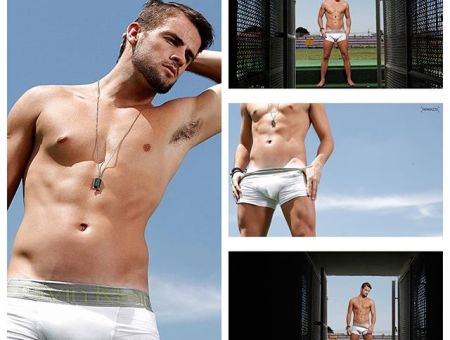 Rafael Licks by Marcos Serra Lima for Paparazzo