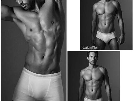 Tobias Sorensen for Calvin Klein Underwear