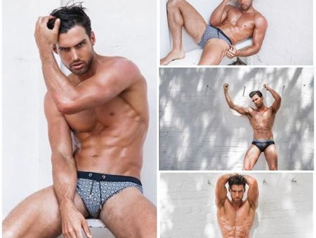 Mitchell Wick @ Chadwick Models for Teamm8