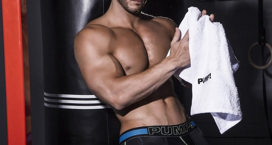 Mike Chabot by Rick Day for Pump