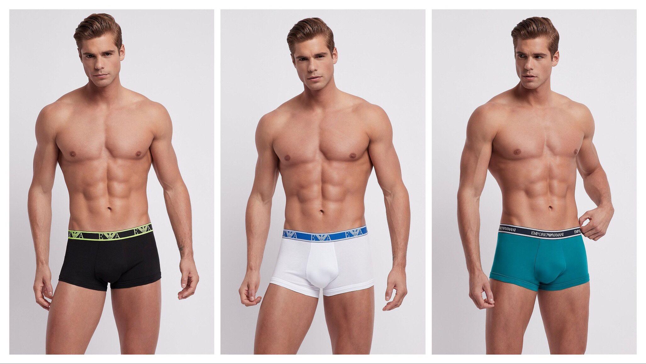 🇫🇷Giovanni Bonamy for Emporio Armani Underwear