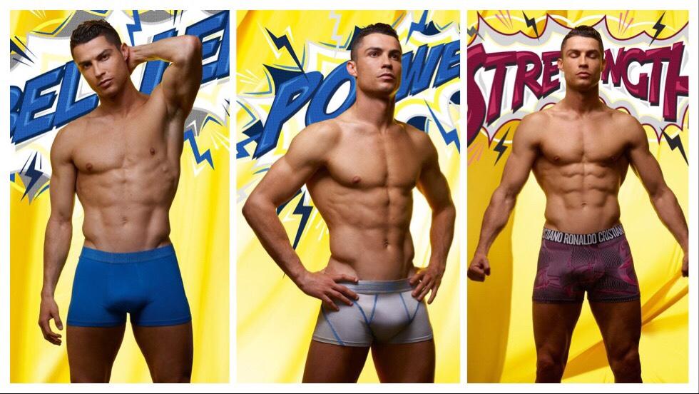 🇵🇹Cristiano Ronaldo for CR7 Underwear