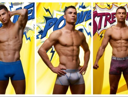 🇵🇹  Cristiano Ronaldo for CR7 Underwear