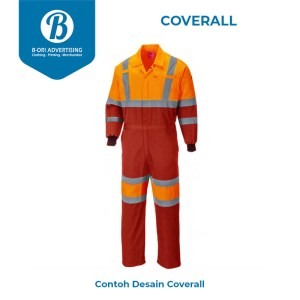 Baju Safety Wearpack Coverall