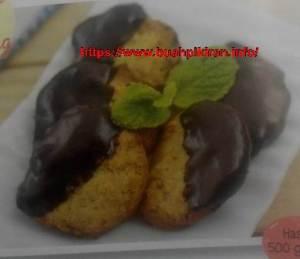 kue kering pisang cokelat