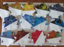 Variegating a Quilt