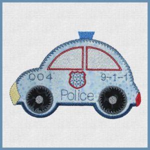police 600