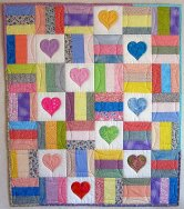 Lovely Heart Quilts