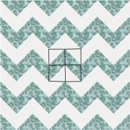 Chevron Quilts – How Many Ways?