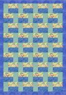 Brick Tee Lap / Comfort Quilt Tutorial