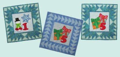 Holiday Wall Hanging and QUBE Tips