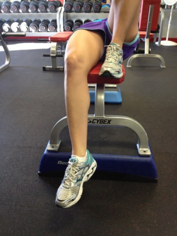 iliotibial band causing knee pain