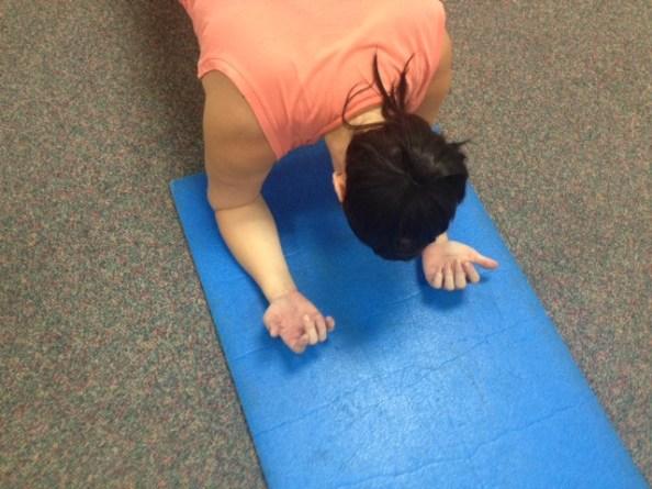 Plank better wrists