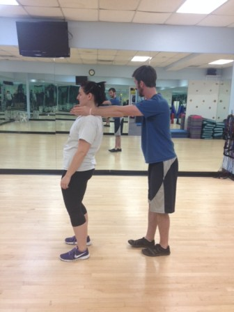 Gravity assessment bad posture getting even worse