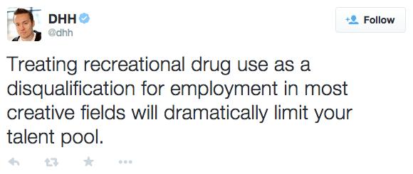 DHH Drug Users