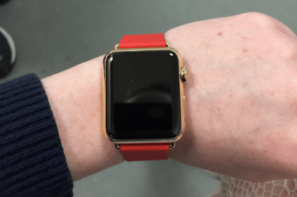 Apple watch black screen 2