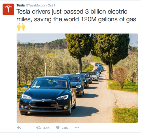 tesla-less-gas-announcement-120-million-gallons