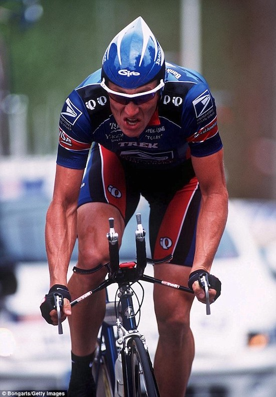 Lance armstrong muscle
