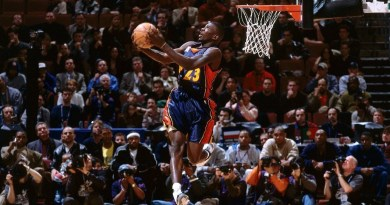 Jason Richardson, le guerrier double vainqueur du Slam Dunk Contest (2002-2003)