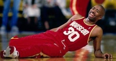 Kenny Smith, 23 points à 7/11 au Game 1 des NBA Finals 1995