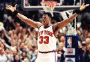 Knicks : Patrick Ewing, 24 matchs à 40 points et 10 rebonds minimum