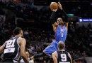 Christmas Games 2014 : Russell Westbrook électrise les Spurs, 34 points – 11 passes