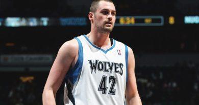 Kevin Love kiffe les double-doubles : 53 de suite avec les Wolves en 2010-2011